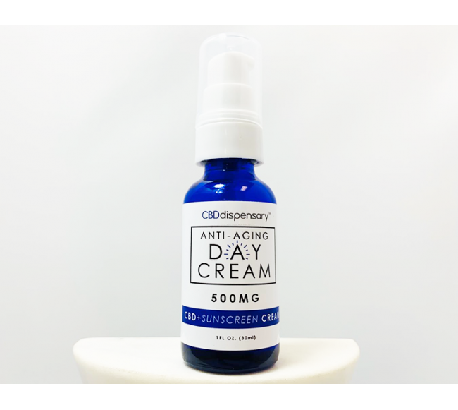 Anti-Aging Day Cream | 500mg